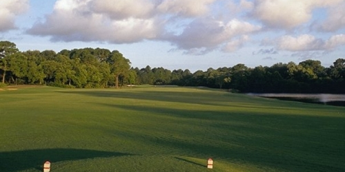 Jekyll Island Golf Club - Indian Mound