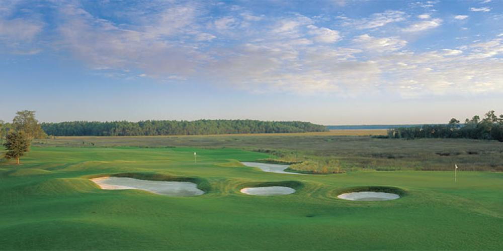 The Club at Osprey Cove, Georgia Golf Courses, Mark McCumber designs
