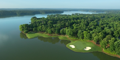The Great Waters Course at Reynolds Lake Oconee