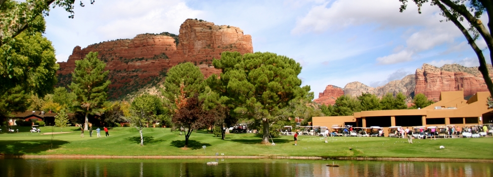 Golf in Sedona, Arizona